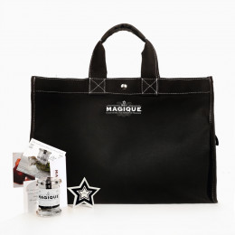 Sel Magique Magique Canvas Tote Bag