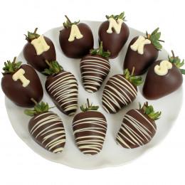 THANKS Belgian Chocolate Covered BerryGram™