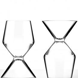 Asobu Vino-Tini Wine and Martine Glass-in-One