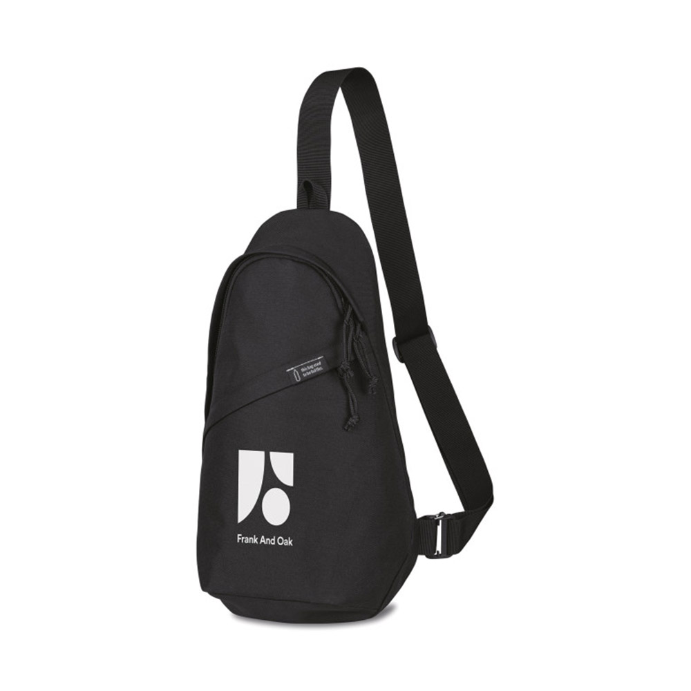 Renew rPET Custom Sling Bag