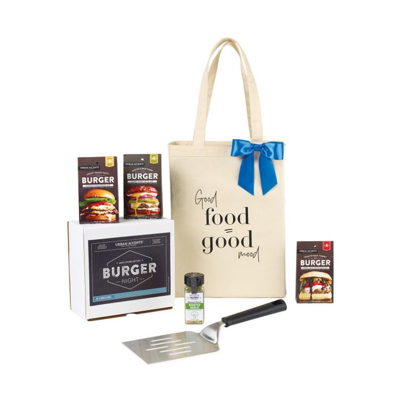 Custom Burger Boss Gift Set