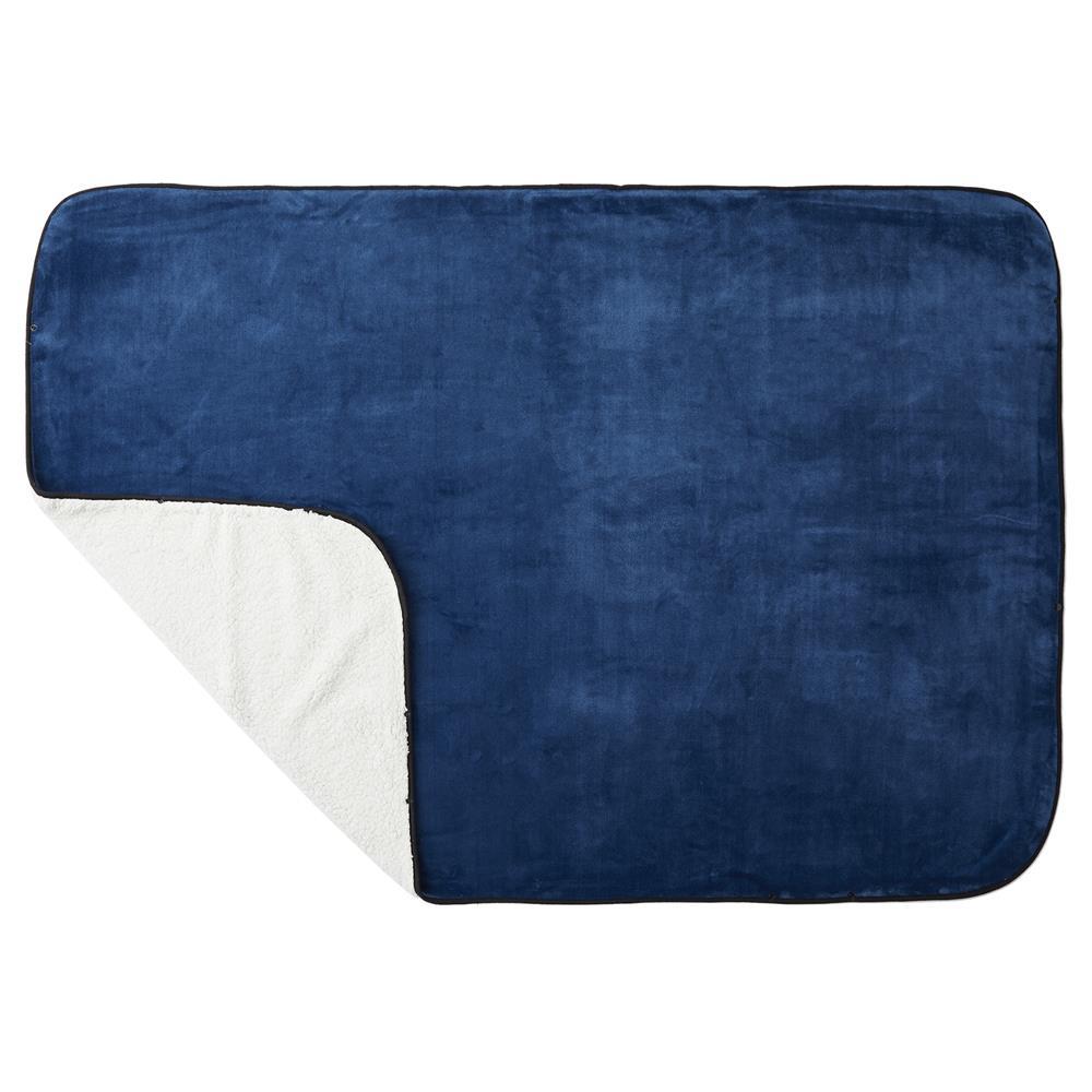 Custom Wearable Work From Home Cozy Fleece Blanket