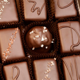 12 Piece Signature Handcrafted Chocolate Collection