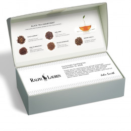 Custom Petite Presentation Box Black Tea Assortment