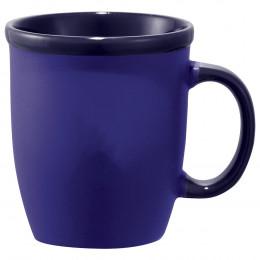 Custom Cafe Au Lait Ceramic Mug 12oz