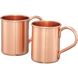 Custom Moscow Mule Mug Gift Set 14oz