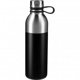 Custom Koln 18 oz. Copper Vacuum Insulated Bottle with Metal Lid