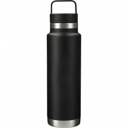 Custom Colton 20 oz. Copper Vacuum Insulated Bottle with Carry Handle