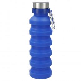 Custom Zigoo Silicone Collapsible Bottle 18oz