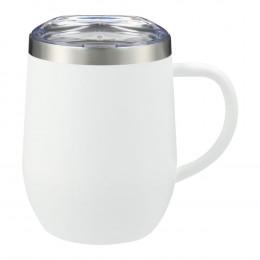 Custom Brew Copper Vacuum Insulated Mug 12oz