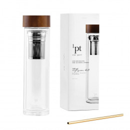 Tito's Handmade Vodka 750ml with 1pt Infusion Kit