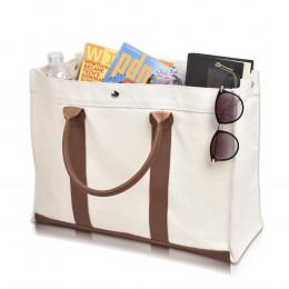 Custom Leather Deal Bag
