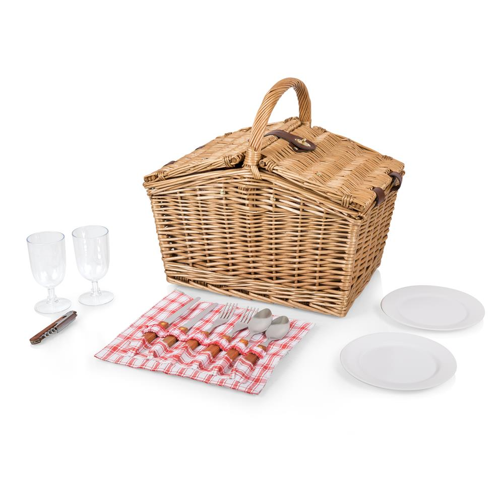 Piccadilly Double Lid Picnic Basket