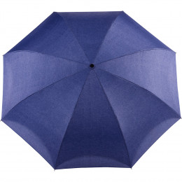 "Custom 48"" Auto Close Heathered Inversion Umbrella"