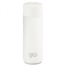 Frank Green® 20oz Stainless Steel Ceramic Reusable Bottle