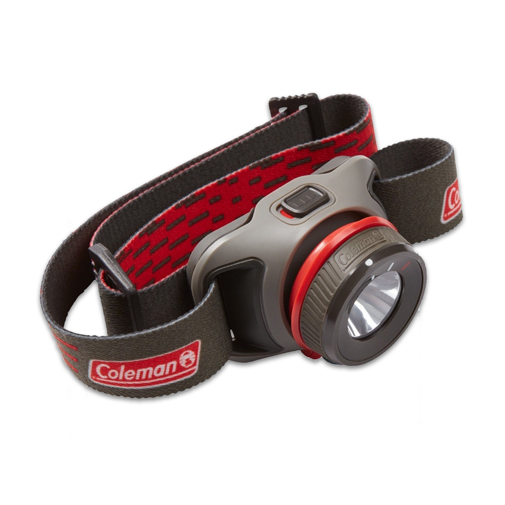 Custom Coleman 250 Lumens LED Headlamp with BatteryGuard™