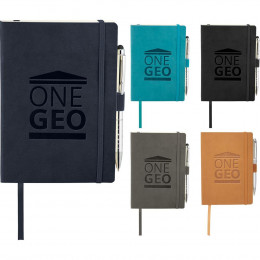 Custom Revello Soft Bound JournalBook™ with Refillable Pages