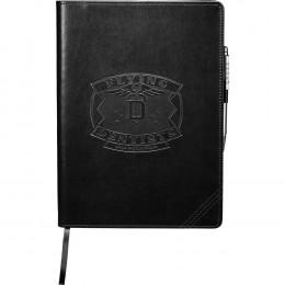 Custom Cross® Classic Refillable Notebook Bundle Set