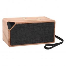 Custom Wood Look Portable Boost Speaker