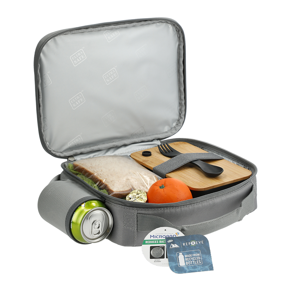 Arctic Zone® Repreve® Recycled Custom Lunch Cooler