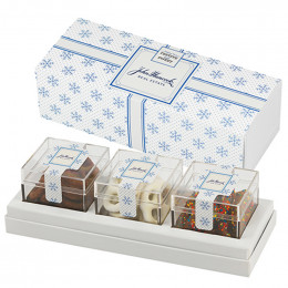 Candy Cube Trio Gift Box
