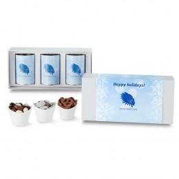 Gourmet Goodies Gift Box Trio