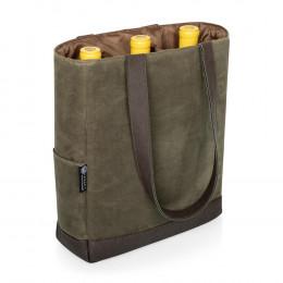 Custom 3 Bottle Wine Cooler Bag