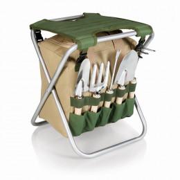 Custom Gardening Tool and Folding Seat