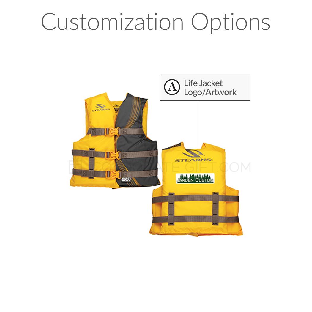 Custom Youth Life Jacket