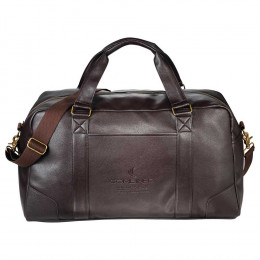 Custom Oxford 20'' Weekender Duffel Bag