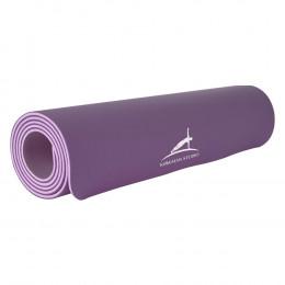 Custom Double Layer Two-Tone Yoga Mat