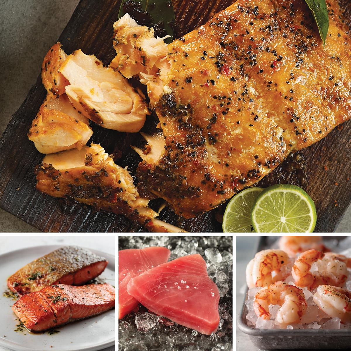 Omaha Steaks® Seafood Sampler