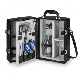 Custom Manhattan Cocktail Case