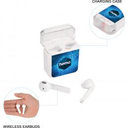 Custom Braavos True Wireless Auto Pair Bluetooth Earbuds