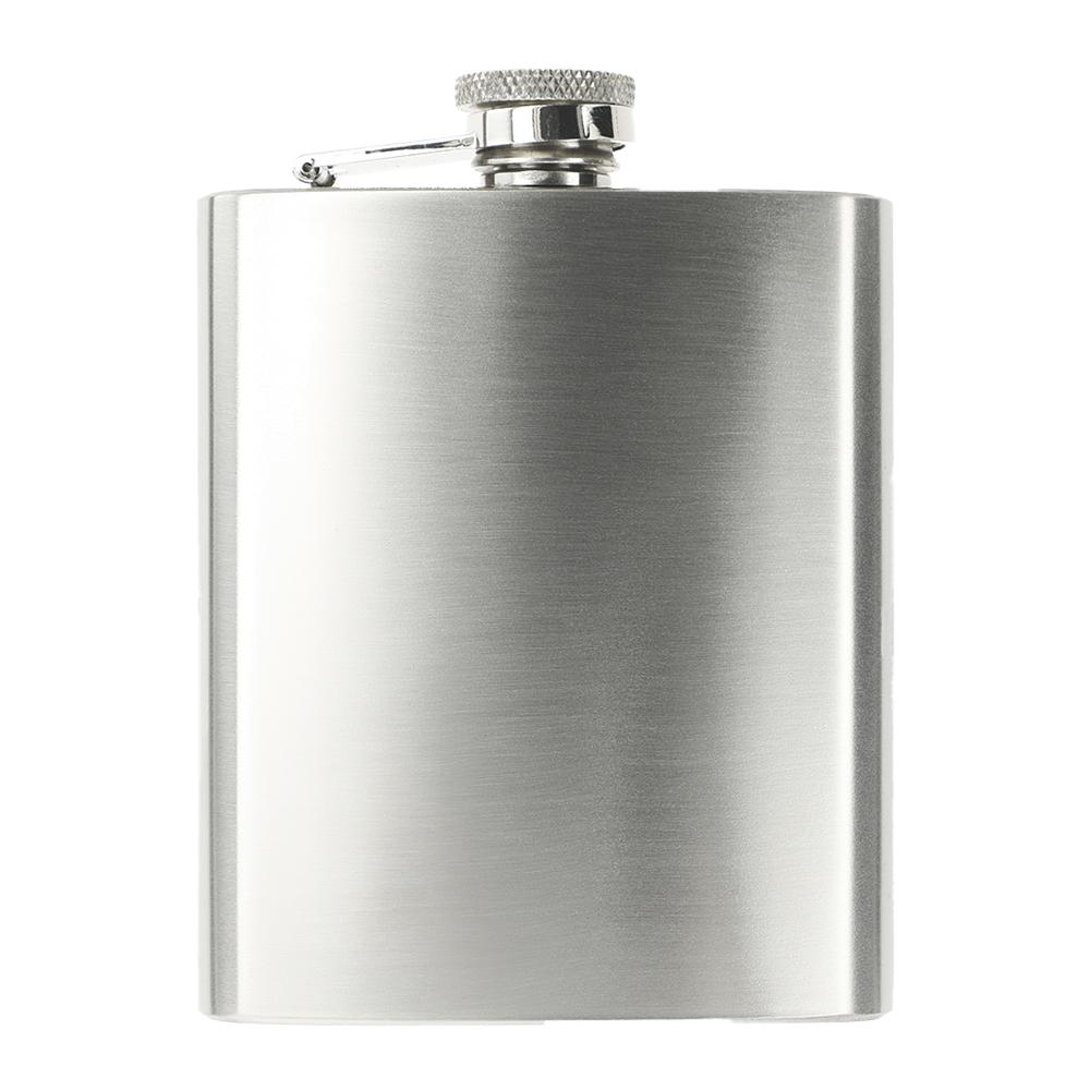 Custom Zippo® 8 oz. Hip Flask
