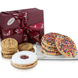 Cookie Lovers Assortment Gift Basket