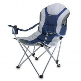 Custom Portable Reclining Camp Folding Chair