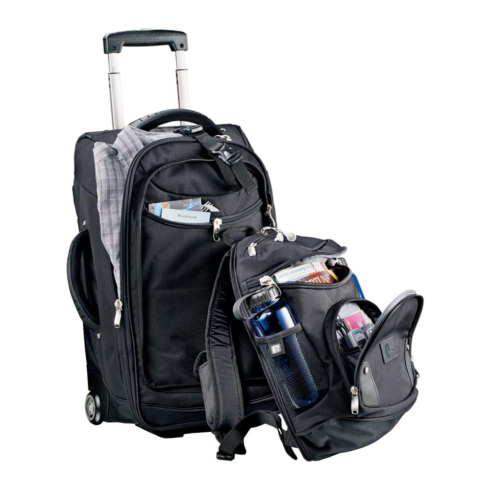 Custom High Sierra® 22'' Wheeled Carry-On with DayPack