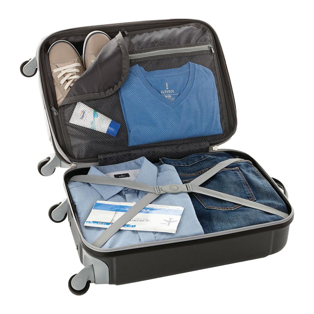 "Custom High Sierra® 20"" Hardside Luggage"