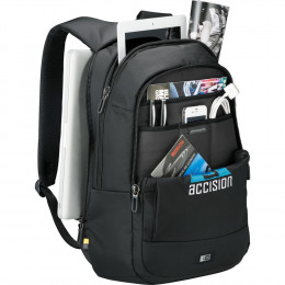 Custom Case Logic 15'' Computer and Tablet Backpack