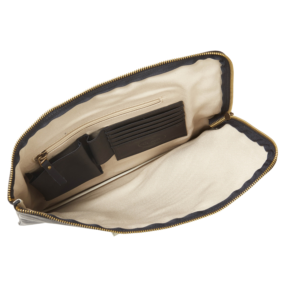 Sonoma Leather Large Tech Pouch (Optional Engraving)