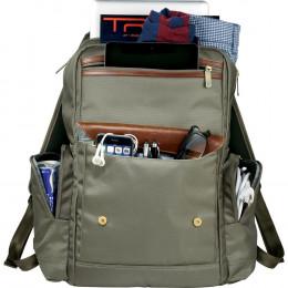 Custom Cutter & Buck Bainbridge 15'' Computer Backpack