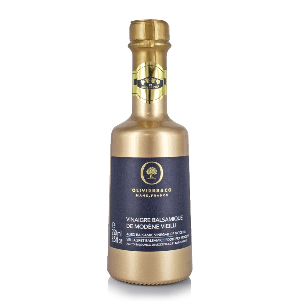 Oliviers and Co Gold Duo Gift Set