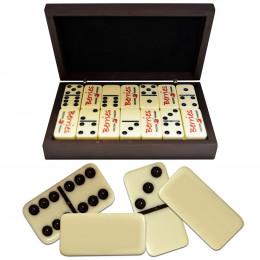 Custom Logo Domino Set