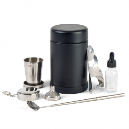 Cocktail Hour Custom Canteen Gift Set