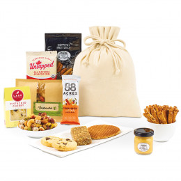 Custom Artisan Gourmet Gift Bag - Medium