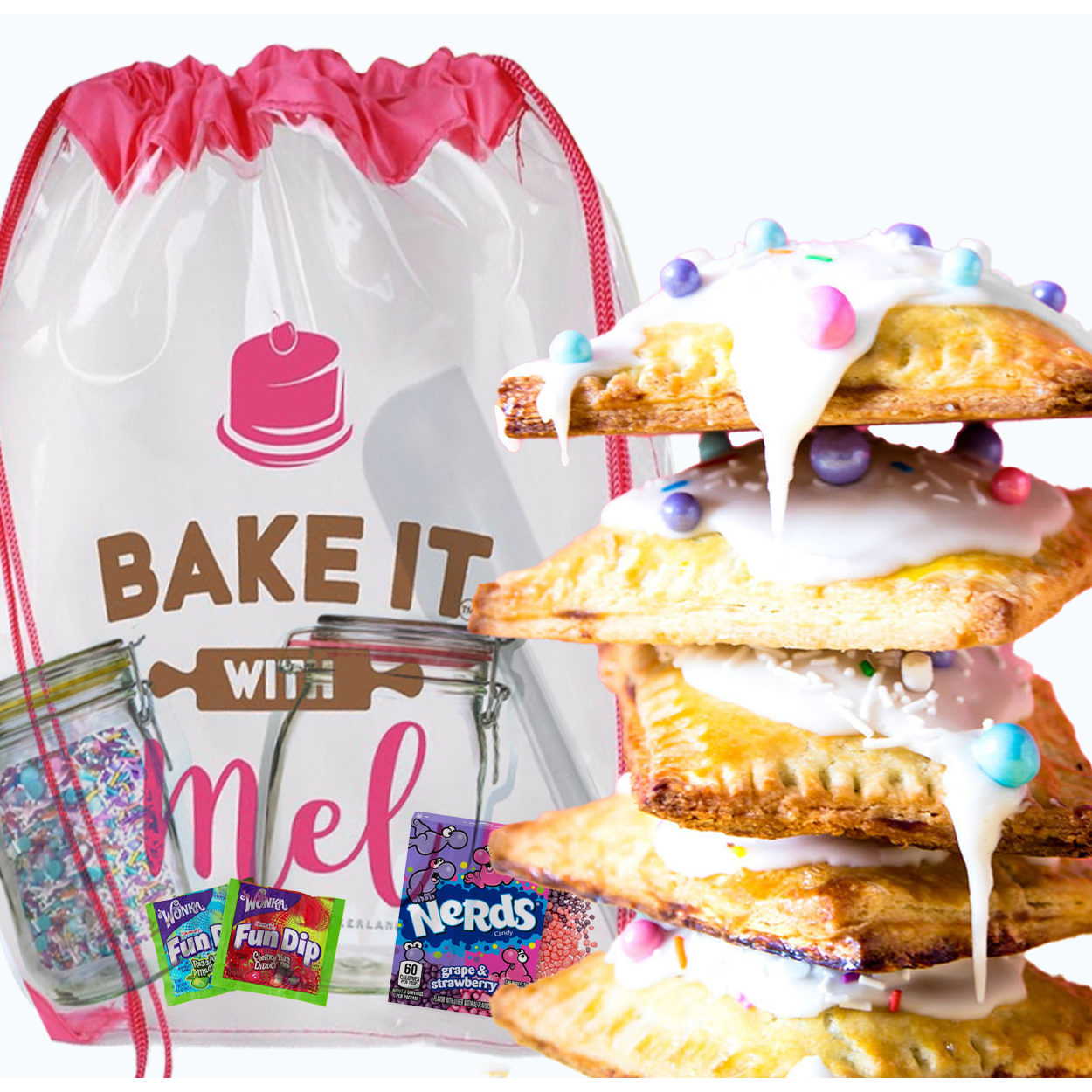 Bake it with Mel Virtual Baking Class