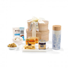 Breakfast Delights Gourmet Custom Gift Box
