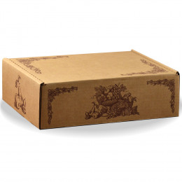 Cheese & Crackers Classic Collection Gift Box - Congratulations
