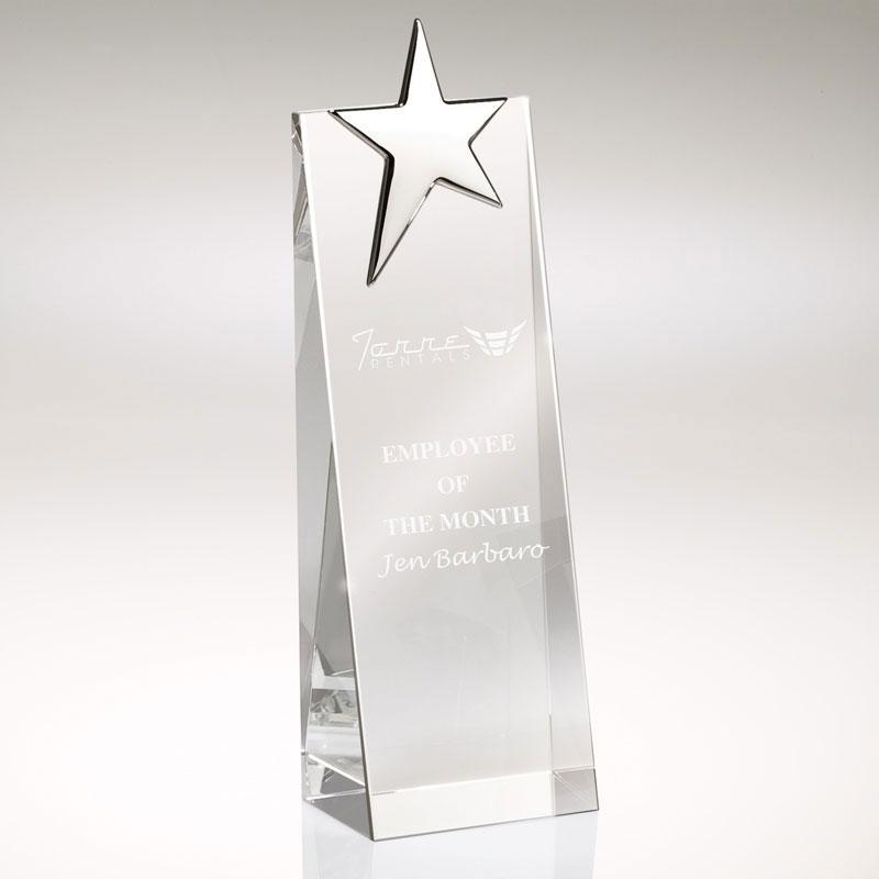 Estrela Custom Silver Star Tower